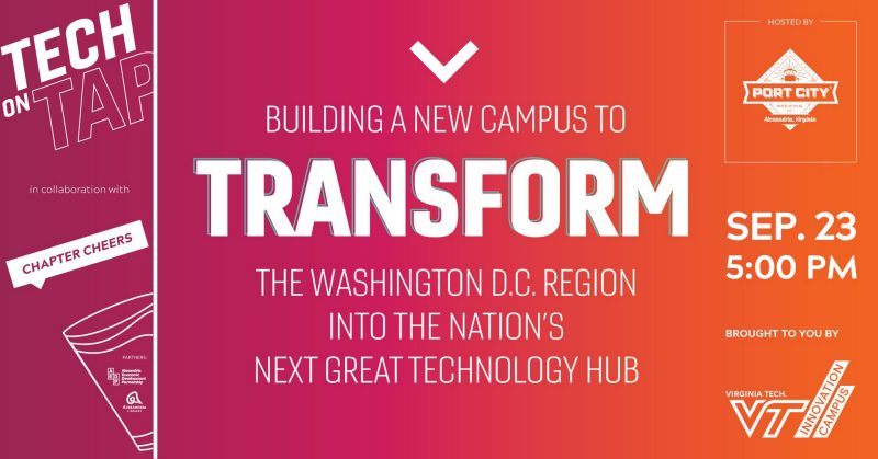 Innovation Campus and the Nation's next great technology hub